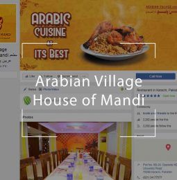 Arabian Village House of Mandi
